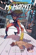 Magnificent Ms. Marvel T. 1 – Par Saladin Ahmed & Minkyu Jung – Panini Comics