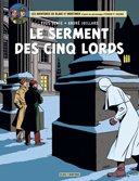 Blake, Mortimer et Lawrence d'Arabie