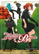 The Ancient Magus Bride T. 11 - Par Koré Yamazaki - Komikku Editions