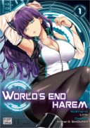 World's End Harem T1 - Par Link & Kotarô Shouno - Delcourt/Tonkam