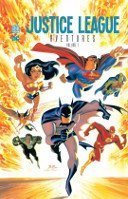 """Justice League Adventures"" : la Ligue de Justice rejoint la collection ""Urban Kids"""