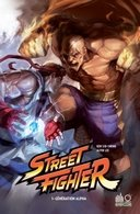 "La licence ""Street Fighter"" investit la collection ""Urban Games"" d'Urban Comics"