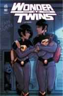 Wonder Twins T. 1 - Par Mark Russell & Stephen Byrne - Urban Comics