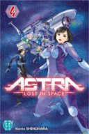 Astra - Lost in Space T. 4 & T. 5 - Par Kento Shinohara - nobi nobi