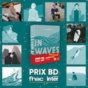 """In Waves"" d'Aj Dungo remporte le prix BD FNAC - France Inter 2020"