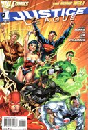 Justice League 1 - Par Geoff Johns & Jim Lee - DC Comics