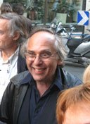 Art Spiegelman à Paris, côté coulisses