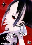 Kaguya-sama : Love is War T.1 & T.2 - Par Aka Akasaka - Pika Edition
