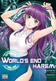 World's End Harem T11 - Par Link & Kotarô Shouno - Delcourt/Tonkam