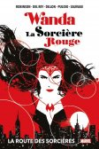 Wanda : la Sorcière rouge - Par James Robinson & Collectif - Panini Comics