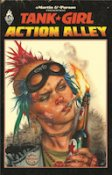 Tank Girl Action Alley - Par Alan Martin & Brett Parson - Ankama