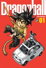 Dragon Ball Perfect Edition T1 - Par Akira Toriyama - Glénat