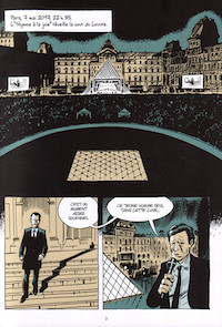 Résumer l'affaire Benalla en BD ? Challenge accepted !