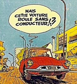 bande dessinee voiture