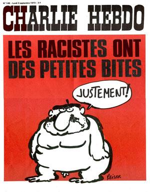 Les racistes ont des petites bites