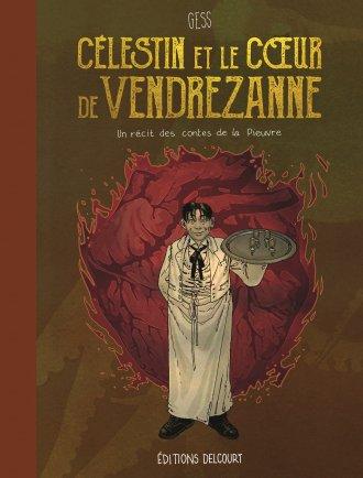 """Coup de Coeur pour """"Célestin"""", le nouveau """"Conte de la Pieuvre"""" signé Gess"""