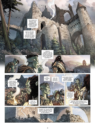 Orcs Et Gobelins T 9 Silence Par Olivier Peru Stephane Actuabd