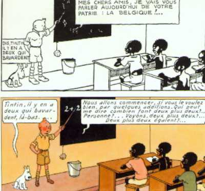L'Affaire « Tintin au Congo » prend un tour judiciaire