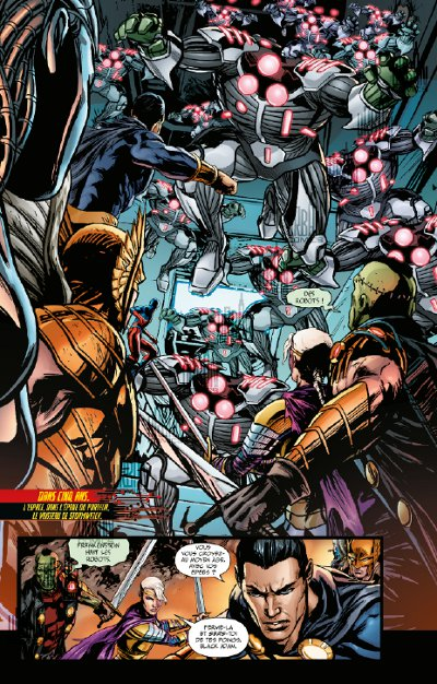 Futures End T3 - Collectif - Urban Comics