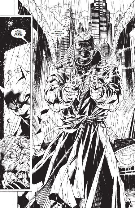 Batman - Silence - Par Jeph Loeb et Jim Lee (trad. Jérôme