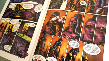 Eerie & Creepy présentent Richard Corben, Vol. 1 (Trad. Dough Headline) - Ed. Delirium