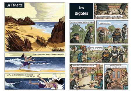 La bande dessin e rend hommage jacques brel actuabd for Exterieur nuit jacques bral