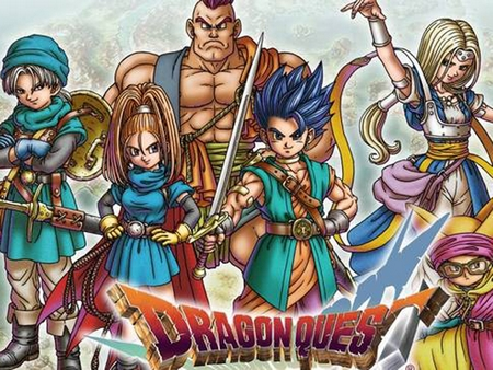 Ilustration pour Dragon Quest 6