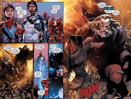 The Amazing Spider-Man T3 : « Spider-Verse » - par D. Slott, O. Coipel & G. Camuncoli – Panini Comics
