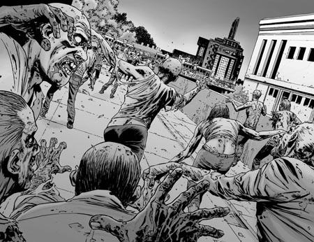 Walking Dead T20 Sur Le Sentier De La Guerre Par