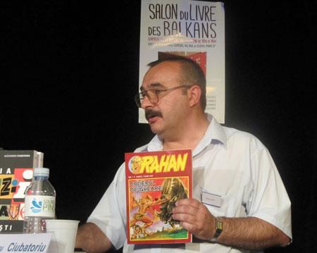 Il y a du monde aux balkans 1 effervescence roumaine actuabd - Salon du livre des balkans ...