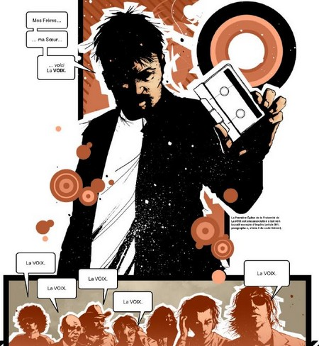 Nightly News - Par Jonathan Hickman (Trad. Jérôme Wicky) - Urban Comics