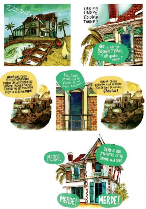 Waldo - Par Lorraine Les Bains - Editions Lapin