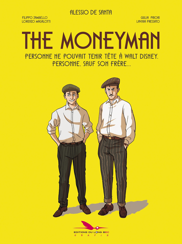 Alessio de Santa - The Moneyman