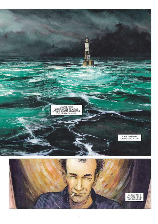 """Résultat de recherche d'images pour """"Ar-Men – L'Enfer des Enfers d'Emmanuel Lepage"""""""