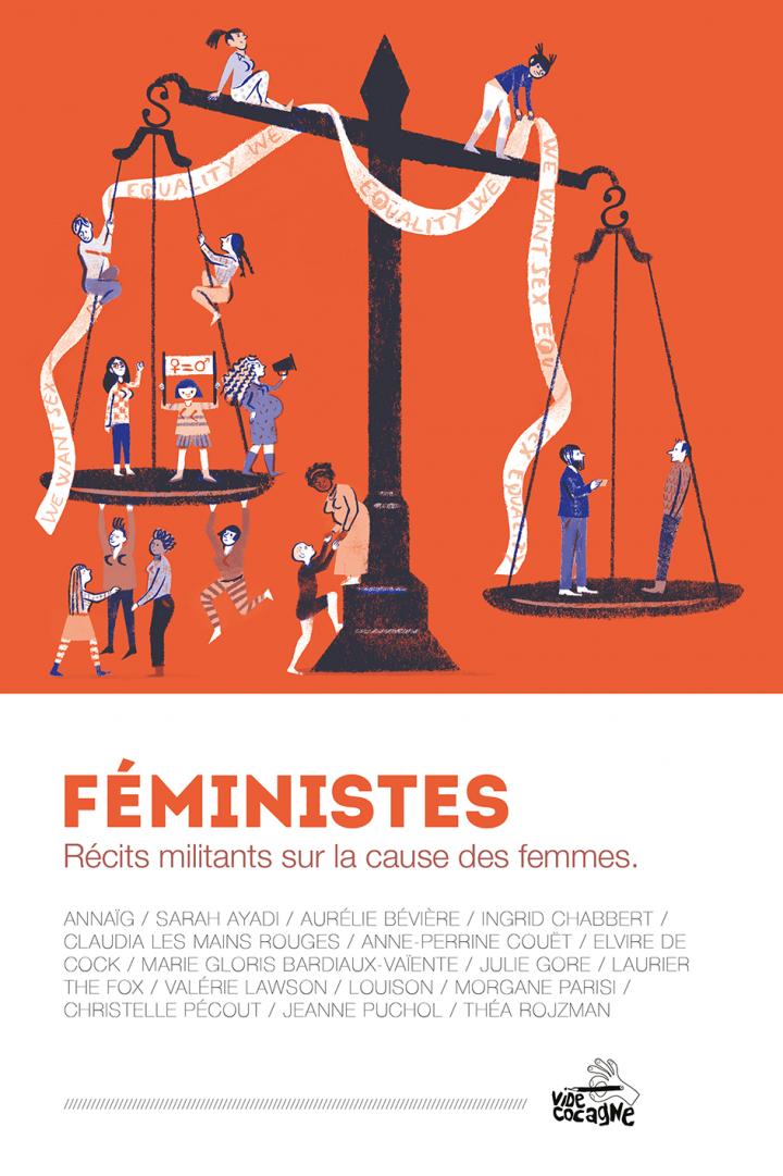 """Résultat de recherche d'images pour """"feministes vide cocagne"""""""
