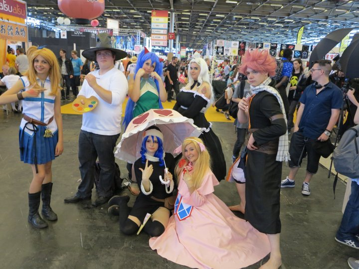 Japan expo 2016 le cosplay pla t pla t pla t actuabd - Date japan expo 2017 ...