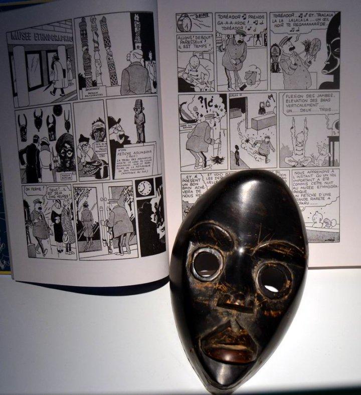 Hergé est l'art