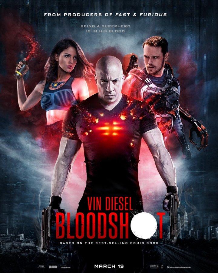 Bloodshot n'est pas vraiment Bloodshot sur de nouvelles